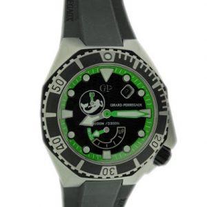 Lot#2213 Special Edition Girard Perregaux Sea Hawk
