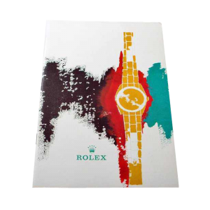 Rolex Booklet 1675 GMT 1016 Explorer 6239 Daytona 5513