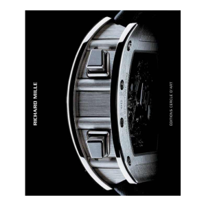 Richard Mille Book by Alain Borer and Guy Lucas