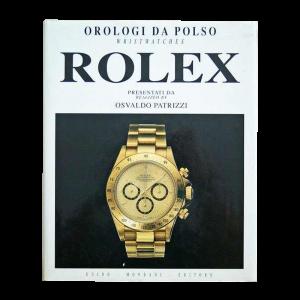 Orologi Da Polso Rolex Wrist Watches Book Patrizzi