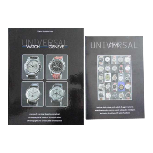 Universal Watch Geneve by Pietro Giuliano Sala