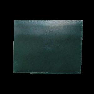 Swiss Leather Vintage Rolex Wallet Green 568503 Code