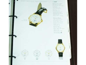 Rare Patek Philippe Authorized Dealer Master Catalog