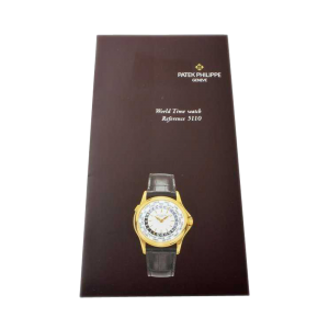 Patek Philippe World Time 5110 Owners Manual