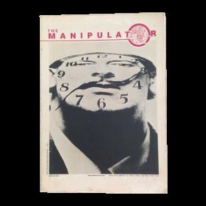 Vintage Oversized Manipulator Two (2) Magazine Set