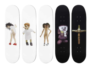 Chapman Brothers for Supreme NY 5 Deck Complete Set