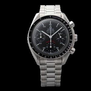 Limited Edition Omega Speedmaster AC Milan Soccer Watch