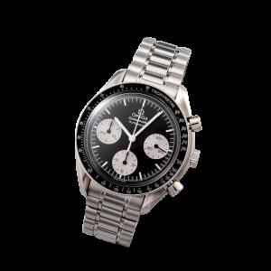 Special Edition Black Grey Omega Speedmaster Watch