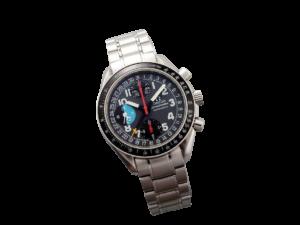 Gents Omega Speedmaster Mark 40 Triple Calendar Watch