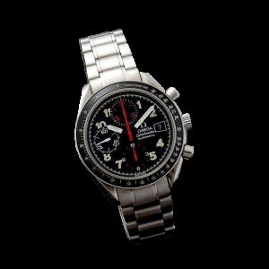 Special Edition Omega Speedmaster Black Mark 40 Watch