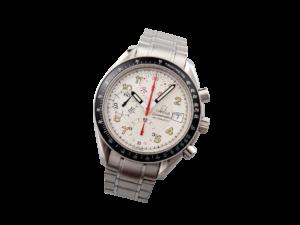 Special Edition Omega Speedmaster Silver Dial Mark 40