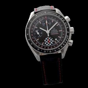 Limited Michael Schumacher Omega Triple Calendar Watch