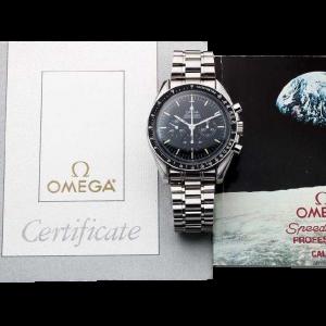 Limited Edition Omega Speedmaster Apollo 11 Moon