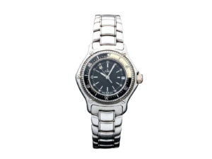 Ladies Stainless Steel Ebel Discovery Divers Watch.
