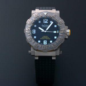 Paul Picot C-Type Compass Titanium Watch Limited Edition 0851 TI