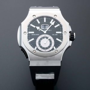 Bvlgari Endurer Daniel Roth Chronograph Watch 101878 - Baer & Bosch Auctioneers