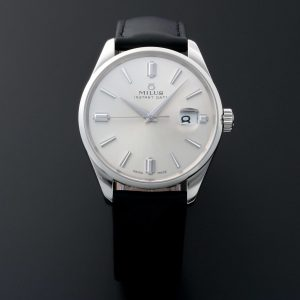 Milus Snow Star Heritage Silver Watch HKIT001 - Baer & Bosch Auctioneers