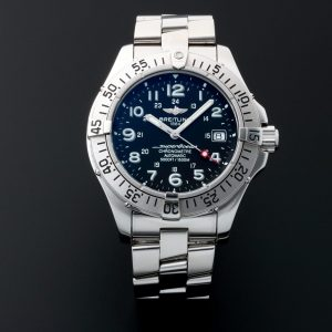 Breitling SuperOcean Chronometre Watch A17360 - Baer & Bosch Auctioneers