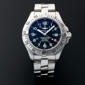 Breitling SuperOcean Chronometre Watch A17360 - Baer & Bosch Auctioneers