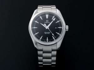 Omega Seamaster Aqua Terra Watch 2517.50.00 - Baer & Bosch Auctioneers