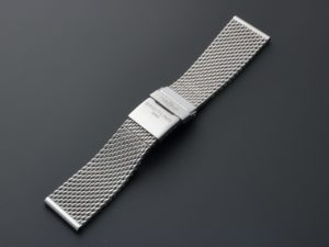 Breitling Watch Mesh Bracelet 22MM 154A - Baer & Bosch Auctioneers