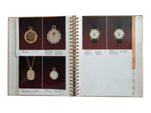 Vintage Patek Philippe Dealer Master Catalogue 2499