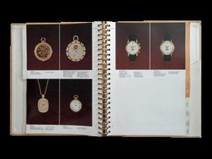 Vintage Patek Philippe Dealer Master Catalogue 2499