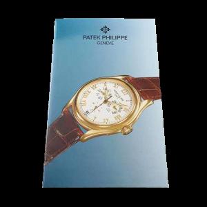 3089_1 Patek Philippe Annual Calendar 5035 Owners Manual 1997