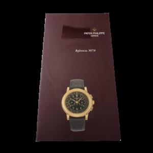 Patek Philippe 2 Register Chronograph 5070 Owners