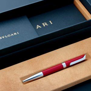 Bvlgari Scripta Volant Ballpoint Pen - Baer Bosch Auctioneers