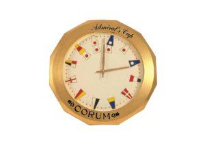 Corum Admirals Cup Dealer Display Clock - Baer Bosch Auctioneers