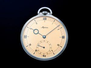 Alpina Pocket Watch - Baer & Bosch Auctioneers