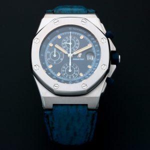 Early Audemars Piguet Royal Oak Offshore Chronograph Watch 25770ST.OO.A001KE.01 - Baer & Bosch Auctioneers