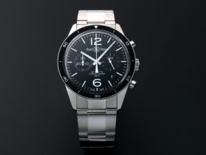 Bell & Ross Chronograph Watch BRV126-BL-BE-SST - Baer & Bosch Auctioneers