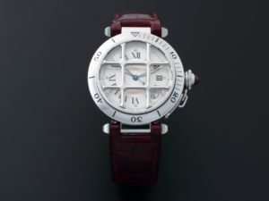 Limited Edition Cartier Pasha Watch W3102255 150th Anniversary