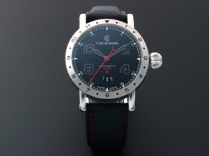 Chronoswiss Timemaster 150 Watch CH-2733-AZ-31-1 - Baer & Bosch Auctioneers