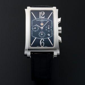 Cuervo y Sobrinos Prominente Chronograph Watch 1014.1N - Baer & Bosch Auctioneers
