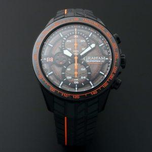 Graham Silverstone RS Endurance Chronograph Watch 2STCB.B04A - Baer & Bosch Auctioneers