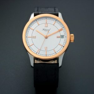Habring2 Jumping Seconds Watch - Baer & Bosch Auctioneers