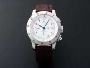 Longines Heritage Weems Chronograph Watch L2.741.4.73.2 - Baer & Bosch Auctioneers