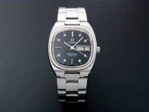 Omega Seamaster Day Date Watch 166.0213 - Baer & Bosch Auctioneers