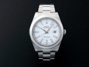 Rolex Datejust II Oman Watch 116300 - Baer & Bosch Auctioneers