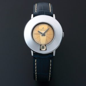 Zenith Keyhole Watch - Baer & Bosch Auctioneers