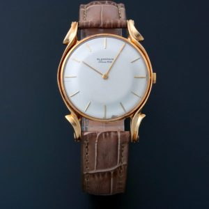 Blancpain Fancy Lugs 18k Yellow Gold Watch - Baer & Bosch Auctioneers