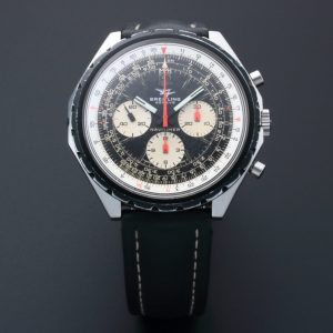 Breitling Navitimer Chronograph Watch 0818 Vintage - Baer & Bosch Auctioneers