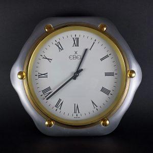 Ebel Dealer Display Clock - Baer Bosch Auctioneers
