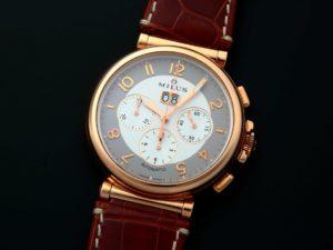 Milus Zetios Chronograph Watch ZETC401 - Baer & Bosch