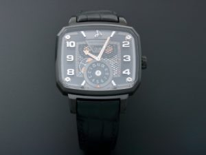 Hautlence Destination 03 Dual Time Watch MTE002232 - Baer & Bosch Auctioneers