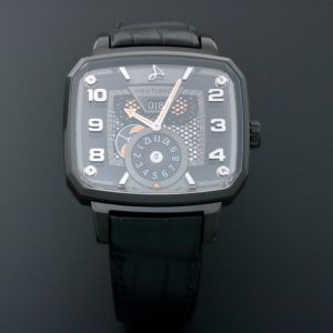 Hautlence Destination 03 Dual Time Watch MTE002232 - Baer & Bosch Auctioneers