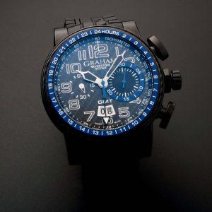 Graham Silverstone Stowe GMT Watch 2BLCB.B30A.K47N - Baer & Bosch Auctioneers